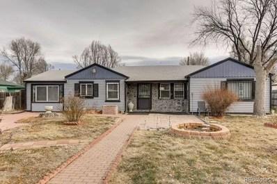 1960 Xenia Street, Denver, CO 80220 - MLS#: 5052795