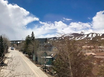 301 N French Street UNIT 315, Breckenridge, CO 80424 - MLS#: 5054710