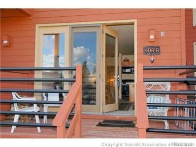 91400 Ryan Gulch Road UNIT 406B, Silverthorne, CO 80498 - #: 5055701