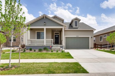 600 Grenville Circle, Erie, CO 80516 - MLS#: 5055855