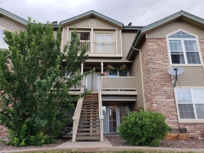 2824 W Centennial Drive UNIT K, Littleton, CO 80123 - MLS#: 5056320