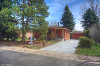 2660 Quay Street, Wheat Ridge, CO 80033 - MLS#: 5059900