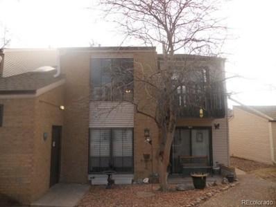 3550 S Harlan Street UNIT 292, Denver, CO 80235 - MLS#: 5062168
