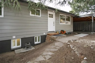 25694 Stansbery Street, Conifer, CO 80433 - #: 5064027