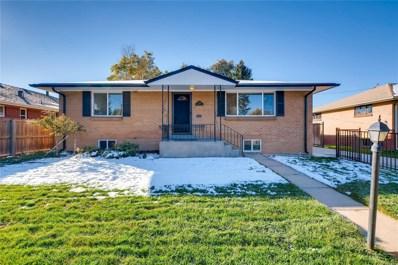 2536 E Mexico Avenue, Denver, CO 80210 - MLS#: 5064447