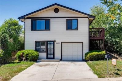 8595 McDougal Street, Denver, CO 80229 - #: 5069837