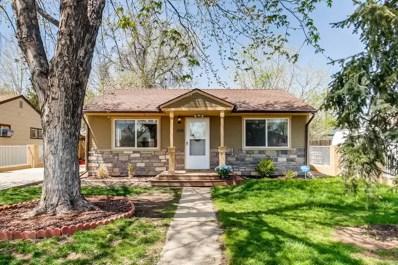 1155 Xanthia Street, Denver, CO 80220 - MLS#: 5072266