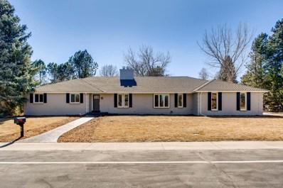 93 Fairway Lane, Columbine Valley, CO 80123 - MLS#: 5082309