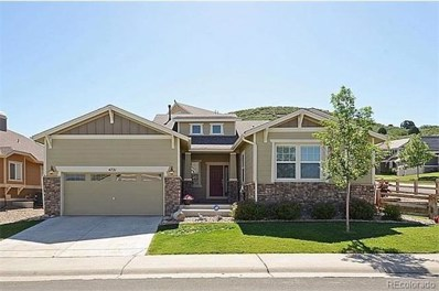 4721 Gould Circle, Castle Rock, CO 80109 - #: 5083805