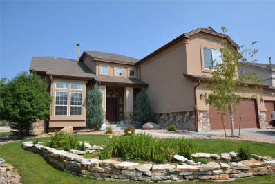 668 Coyote Willow Drive, Colorado Springs, CO 80921 - MLS#: 5085175