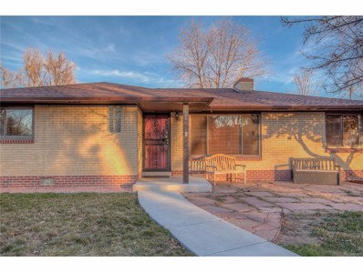 5600 Dover Street, Arvada, CO 80002 - MLS#: 5085843