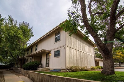 11625 E Cedar Avenue, Aurora, CO 80012 - #: 5093326