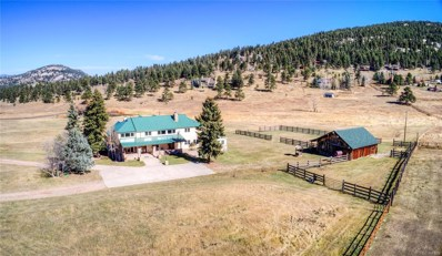 5810 Bluebell Lane, Evergreen, CO 80439 - #: 5093349