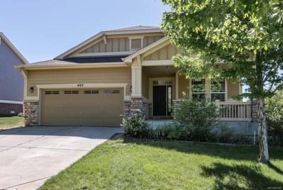 405 N Flat Rock Street, Aurora, CO 80018 - MLS#: 5097184