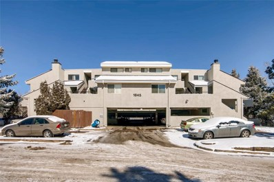 1820 Newland Court UNIT 106, Lakewood, CO 80214 - MLS#: 5099170