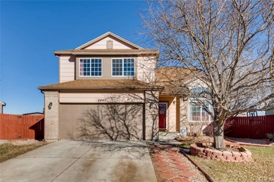 4441 Perth Circle, Denver, CO 80249 - #: 5099614