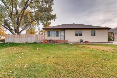 12510 E 120th Avenue, Brighton, CO 80601 - #: 5100411