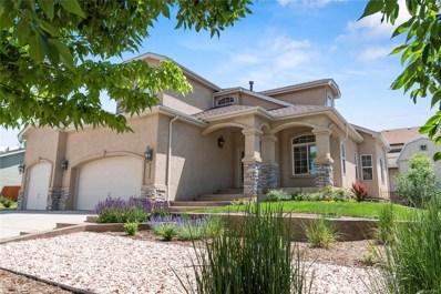 5335 Roundup Drive, Colorado Springs, CO 80918 - #: 5101343