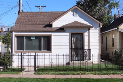1221 E Bruce Randolph Avenue, Denver, CO 80205 - #: 5103442