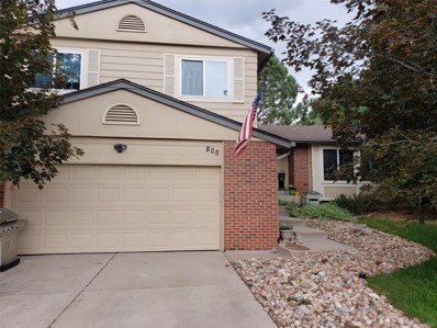 805 Northridge Road, Highlands Ranch, CO 80126 - #: 5103612