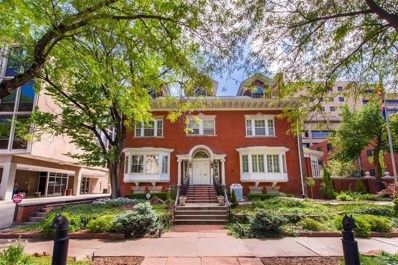 1350 N Logan Street, Denver, CO 80203 - MLS#: 5105355