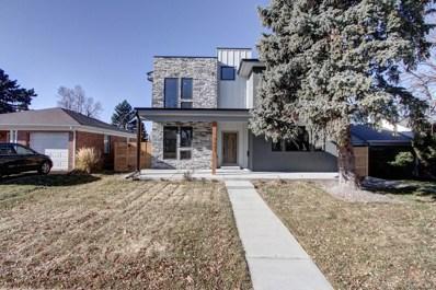 1221 S Harrison Street, Denver, CO 80210 - MLS#: 5105534