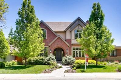 1010 S Monroe Street, Denver, CO 80209 - MLS#: 5106390