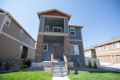2515 Dorset Drive, Colorado Springs, CO 80910 - MLS#: 5112290