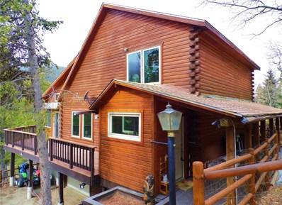54 Old Little Bear Creek Road, Idaho Springs, CO 80452 - MLS#: 5114792