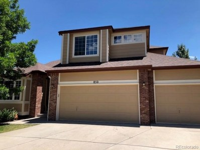 850 Sundown Drive, Castle Rock, CO 80104 - MLS#: 5115797