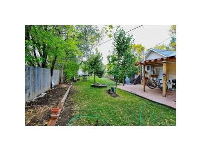 2027 S Vallejo Street, Denver, CO 80223 - MLS#: 5124721