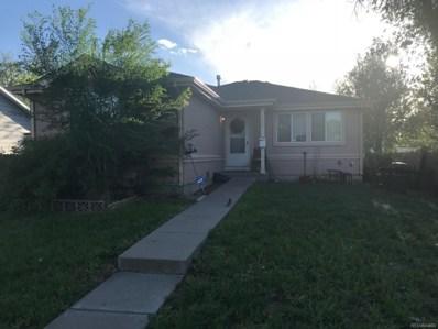 1777 Willow Street, Denver, CO 80220 - MLS#: 5127751