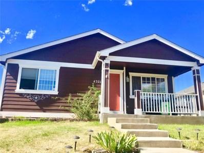 4321 Paintbrush Drive, Evans, CO 80620 - MLS#: 5130273