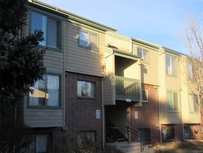 3696 S Depew Street UNIT 305, Lakewood, CO 80235 - #: 5132299