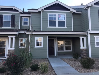 17254 Lark Water Lane UNIT D, Parker, CO 80134 - MLS#: 5132346