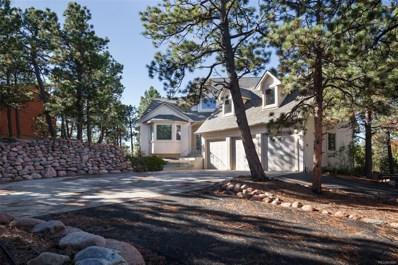 1105 Pleasant View Lane, Colorado Springs, CO 80921 - MLS#: 5133153