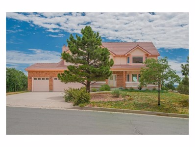 5825 Wilson Road, Colorado Springs, CO 80919 - MLS#: 5136235