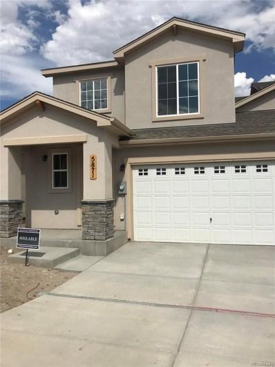 5871 Wild Rye Drive, Colorado Springs, CO 80919 - MLS#: 5139448
