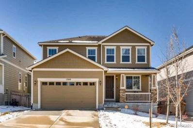 1399 Morningview Lane, Castle Rock, CO 80109 - MLS#: 5139463