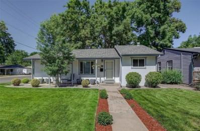 4499 S Pearl Street, Englewood, CO 80113 - MLS#: 5141766