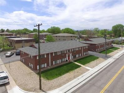 582 W Prentice Avenue, Littleton, CO 80120 - MLS#: 5142615