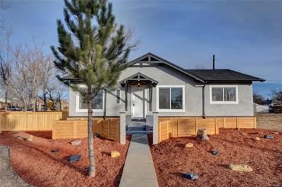 11401 E 17th Avenue, Aurora, CO 80010 - MLS#: 5144894