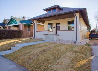 2633 Elm Street, Denver, CO 80207 - MLS#: 5152221