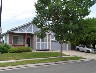 10512 Tucson Street, Commerce City, CO 80022 - MLS#: 5158002