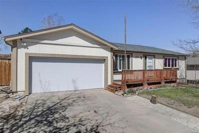 2737 S Richfield Street, Aurora, CO 80014 - MLS#: 5160376