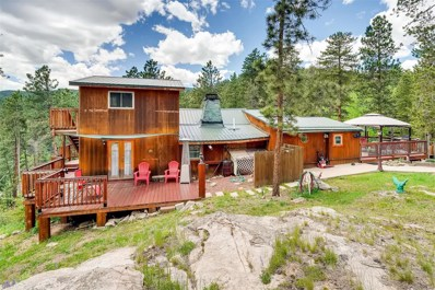 10116 Sprucedale Drive, Conifer, CO 80433 - #: 5161003