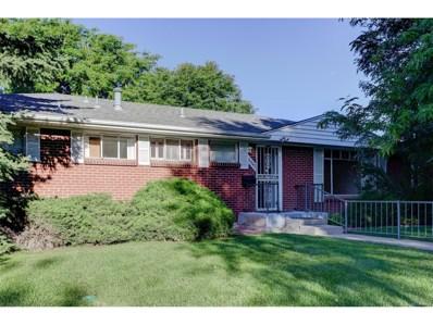 6841 S Albion Street, Centennial, CO 80121 - MLS#: 5161964