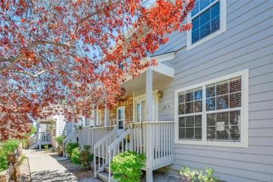 7908 S Depew Street UNIT D, Littleton, CO 80128 - MLS#: 5167253
