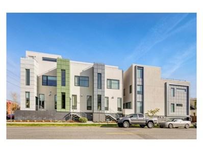 3444 Navajo Street UNIT 105, Denver, CO 80211 - MLS#: 5174860
