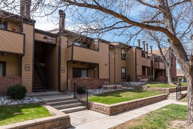 11975 E Harvard Avenue UNIT 206, Aurora, CO 80014 - MLS#: 5175470